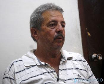 Carlos Manuel Calcines, director municipal de Economía y Planificación en Yaguajay. Foto: Oscar Alfonso Sosa.