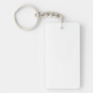 Plain Blank Template Key Rings & Plain Blank Template Key Ring ...