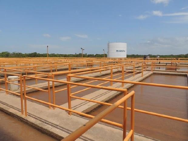 Abastecimento de água será interrompido por 14h no Litoral do Piauí (Foto: Divulgação/Agespisa)