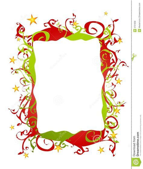 Cute Christmas Borders And Frames ? Festival Collections