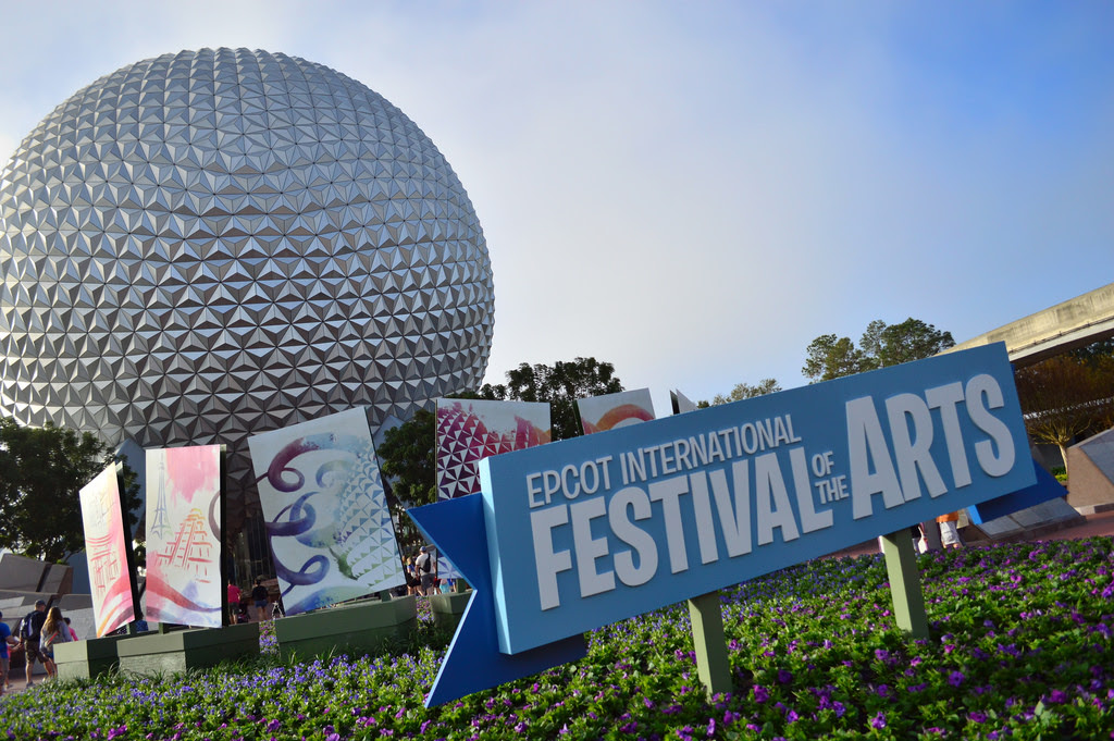 The Saturday Six Looks At Disney S Festival Of The Arts