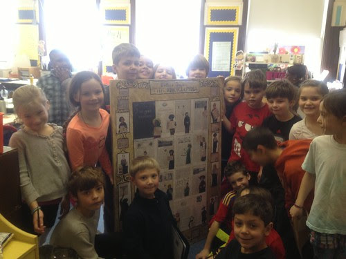 Ms. Stephen's Class Project