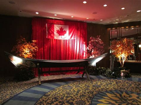 Canadiana Event Decor   Greenscape Design & Decor