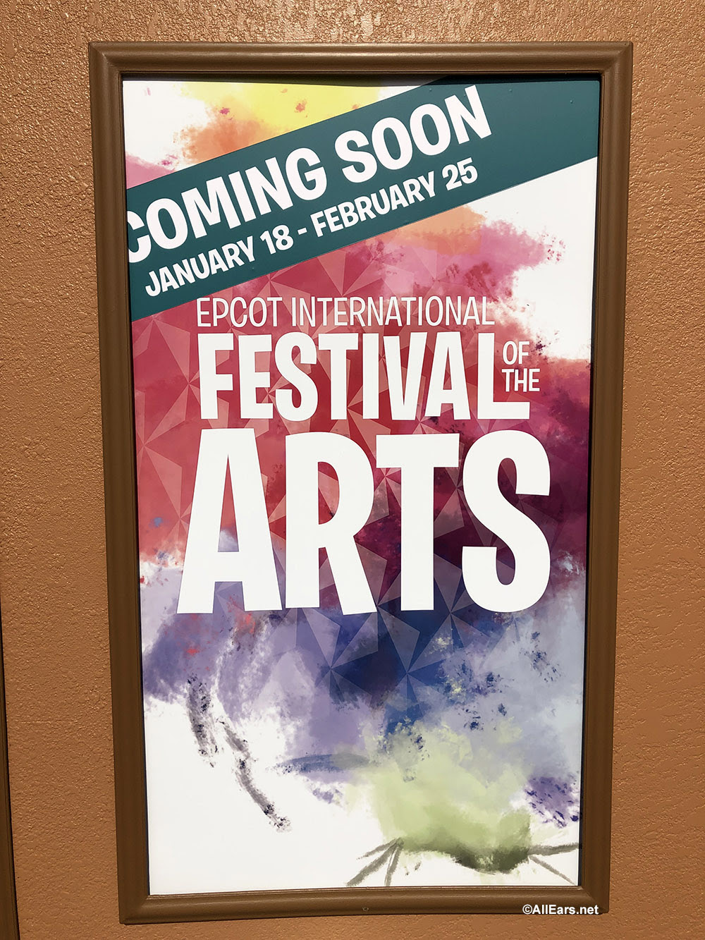Epcot Festival Of The Arts Merchandise And Passholder Specials Announced Allears Net