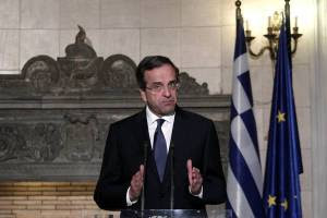 Eurogroup president Jean Claude Juncker visits Greece
