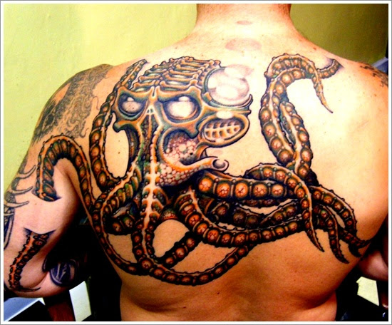 32 Tatuajes De Pulpos