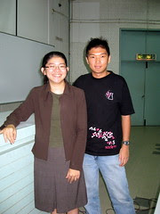 Me with Ms Chong