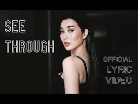 See Through by Nicole Laurel Asensio [Lyric Video]