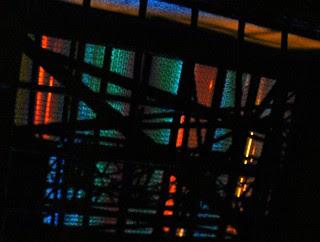Abstract, Under Montlake Bridge, Seattle, Washington, USA