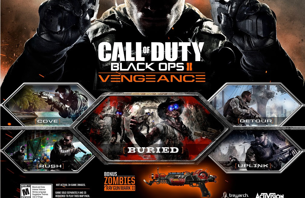 Call Of Duty Black Ops 2 Vengeance Dlc Release Fur Ps3