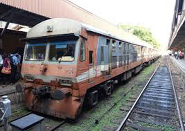 Train – truck collision disrupts train services