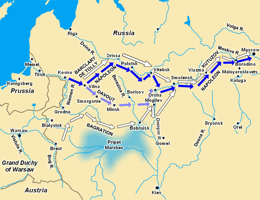 http://www.historyofwar.org/Maps/russia_1812_to_moscow.jpg