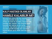 Kalp hastası hamilelere öneriler - Anadolu Sağlık Merkezi