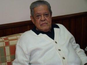 El Brujo Homero Icaza Sanchez. O apelido foi dado pelo escritor Rubem Fonseca