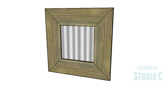 Mirror Frame-Copy