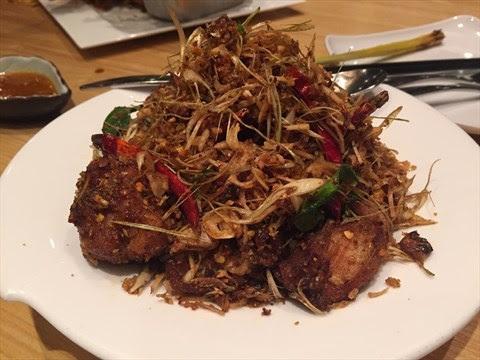 泰式香茅爆炸雞 - 尖沙咀的泰燒遙