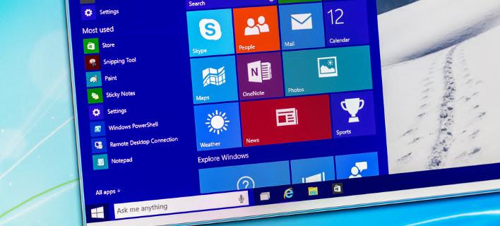 Η Microsoft κυκλοφόρησε τη νέα αναβάθμιση των Windows 10