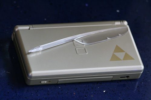 Nintendo DS Zelda Feather Stylus
