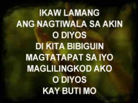 Ikaw Lamang - Rommel Guevara Chords and Lyrics