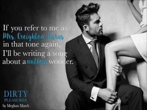 Dirty Pleasures (The Dirty Billionaire Trilogy #2) by Meghan March