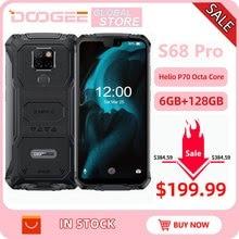 Waterproof DOOGEE S68 Pro Rugged Wireless Charge NFC 6300mAh