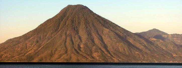 Panajachel, lago Atitlan