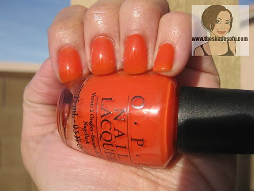 OPI Texas Collection Swatches and Review Part I - The ...