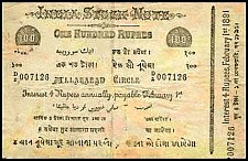 IndP.UNL100Rupees1.2.1891IndiaStockCoAllahabad.jpg