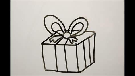 diy learn   draw  christmas gift easy drawings