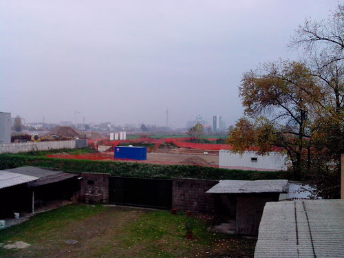 """Area """"lavori in corso"""" Expo 2015 by Ylbert Durishti"""