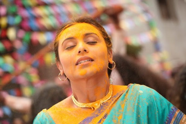 Rani Mukherjee - expressing female sexuality