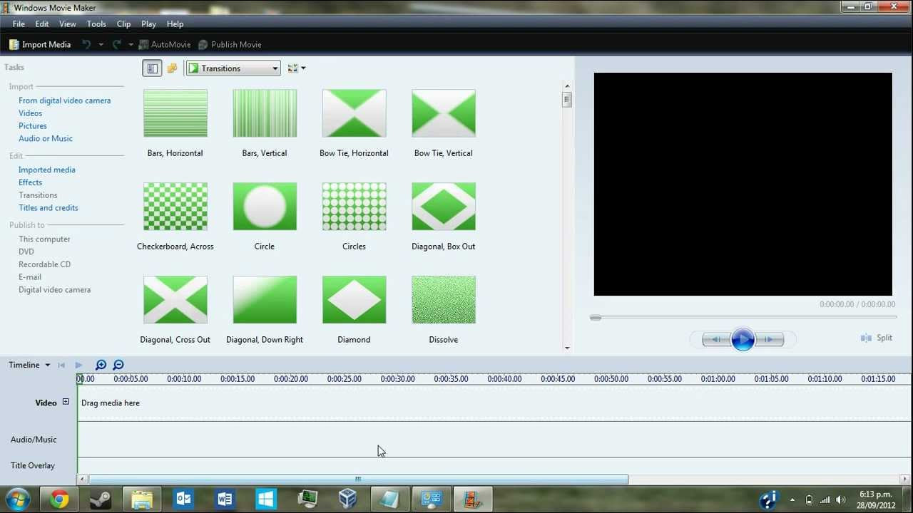 windows movie maker for windows 7 32 bit