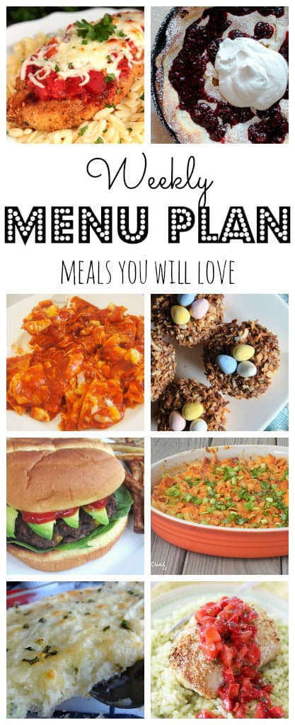 Weekly Meal Plan 032116-pinterest