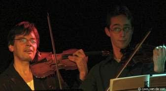 Maurice Horsthuis & Peter Grond (foto: Cees van de Ven)
