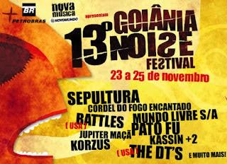 13ºGoiânia Noise