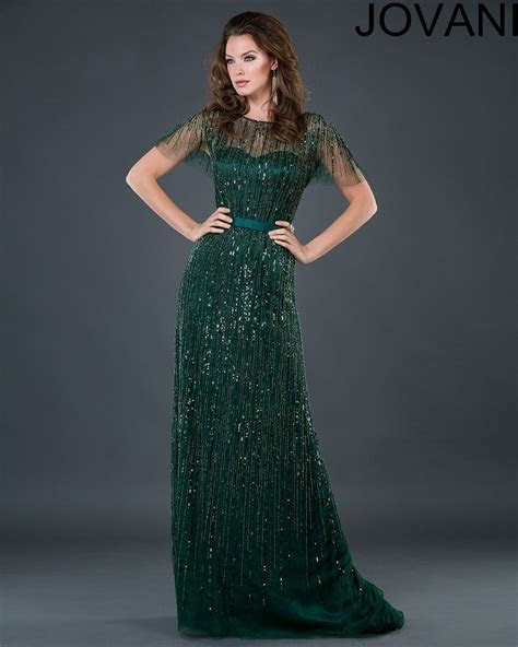 Navy Fitted Lace Evening Dress with Sheer Overlay 39769