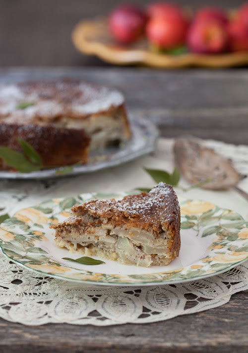 Apple Lemon Cake 3