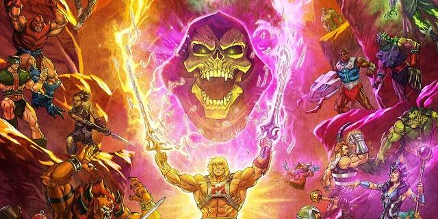 Masters Of The Universe: Revelation Review-Bombed By He-Man Fans