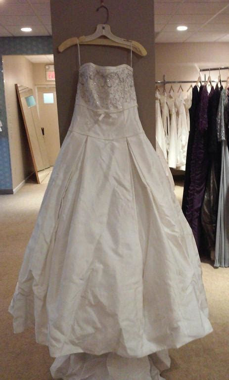 "Richard Glasgow ""Ball Gown"" size 6 new wedding dress"