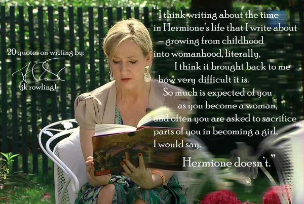 Quotes Jk Rowling On Reading. QuotesGram