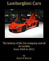 Lamborghini Cars English Edition