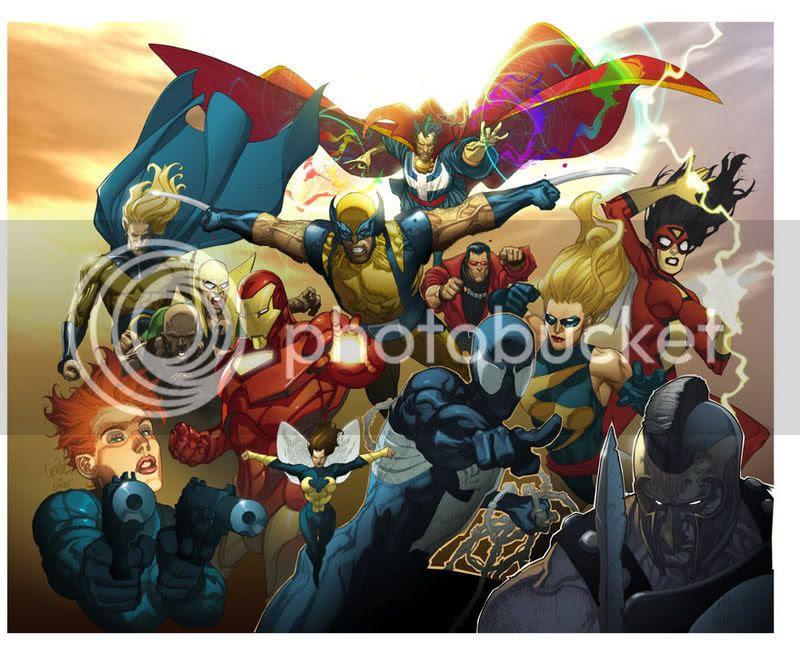 Novos e Poderosos Vingadores