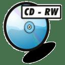 cd rw icon