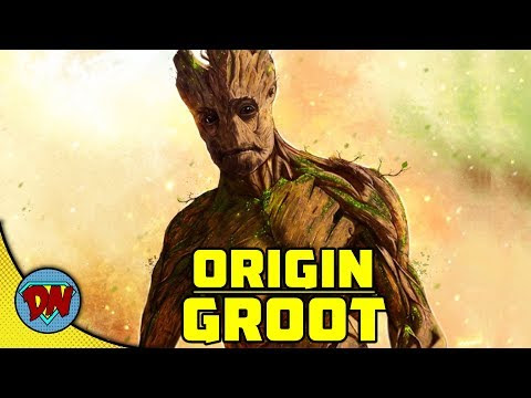 Groot Origin Comics Explained in Hindi Marvel Characters