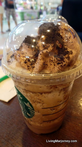 Mocha Cookie Crumble