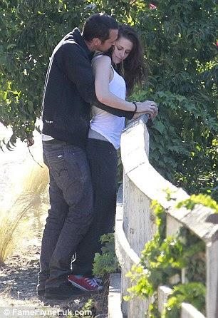 Kristen Stewart and Rupert Sanders were pictured having an affair in 2012