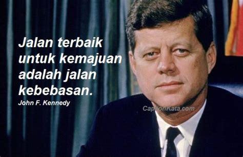 kata kata mutiara john  kennedy mantan presiden amerika