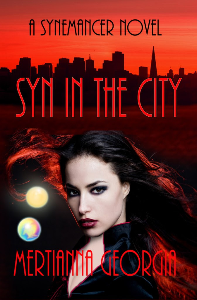 Syn in the City by Author Mertianna Georgia