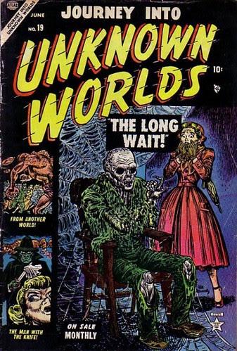 Journey Into Unknown Worlds 19 cov