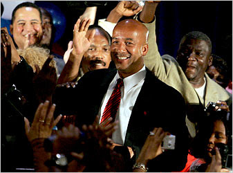Mayor of New Orleans Wins Narrow Re-election